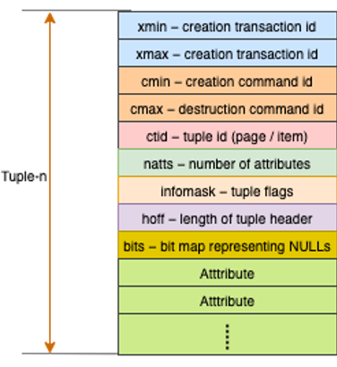 David Z: Heap file and page in details