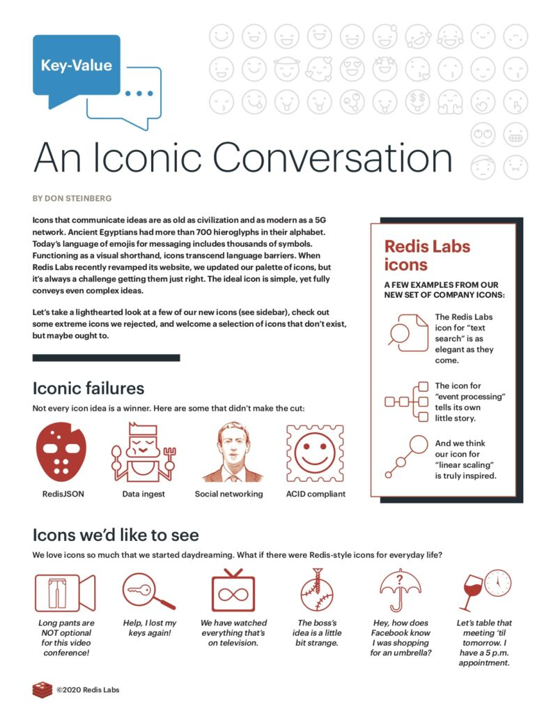 An Iconic Conversation—An Irreverent Look at What Makes a Great Icon [Infographic]